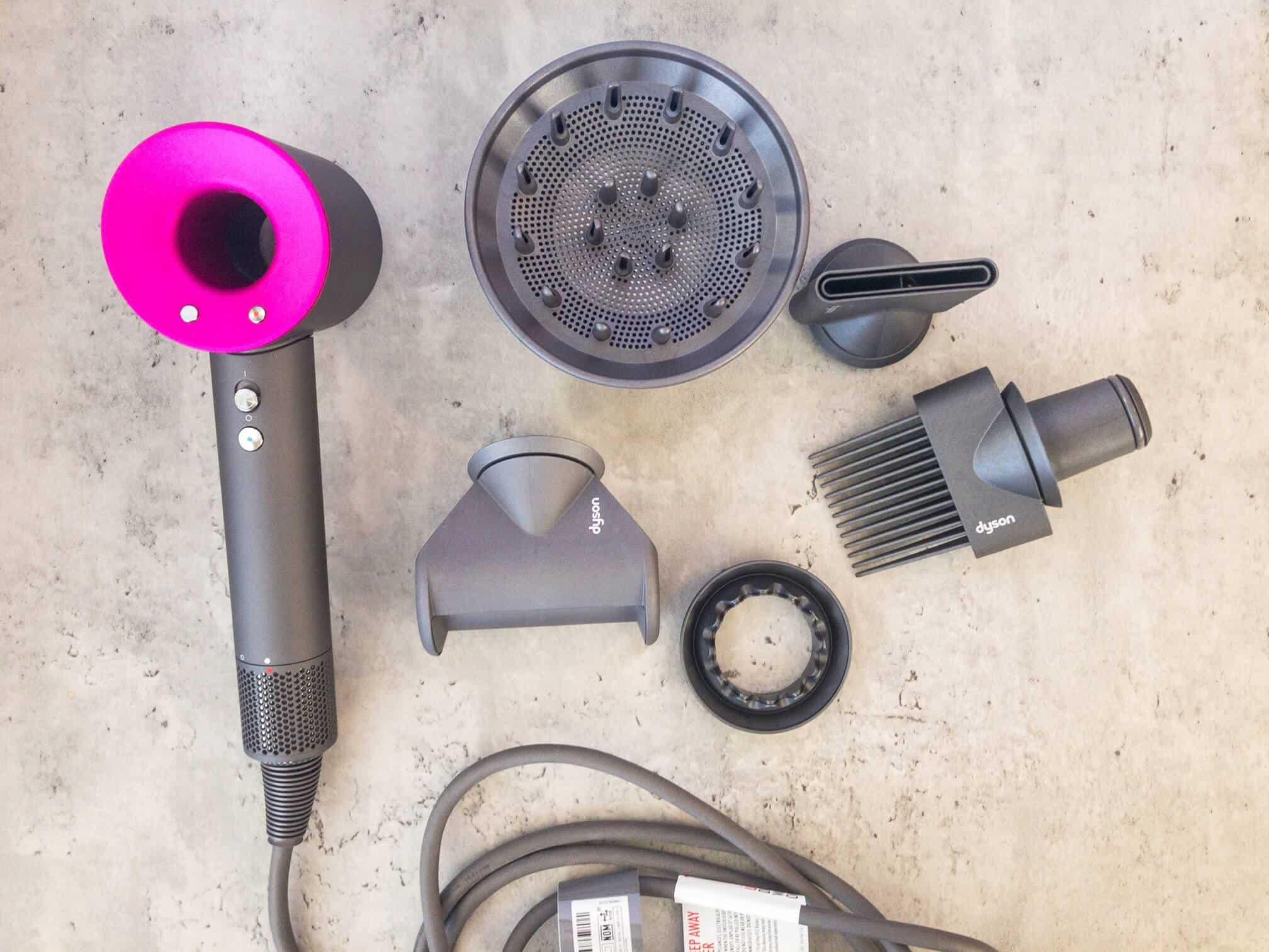 dyson hair dryer review