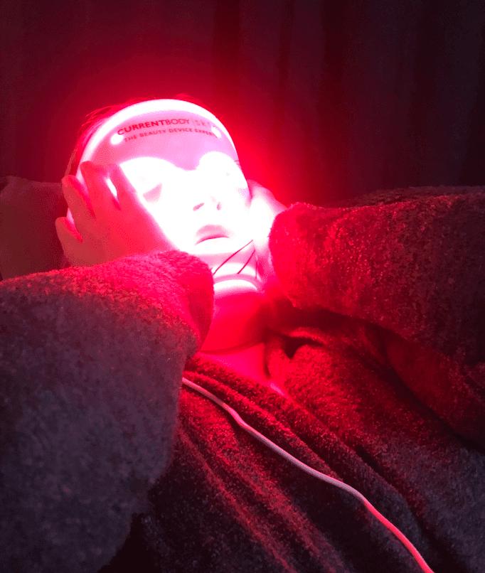 currentbody led face mask